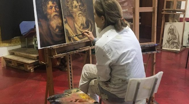 Study classical tradition of art
