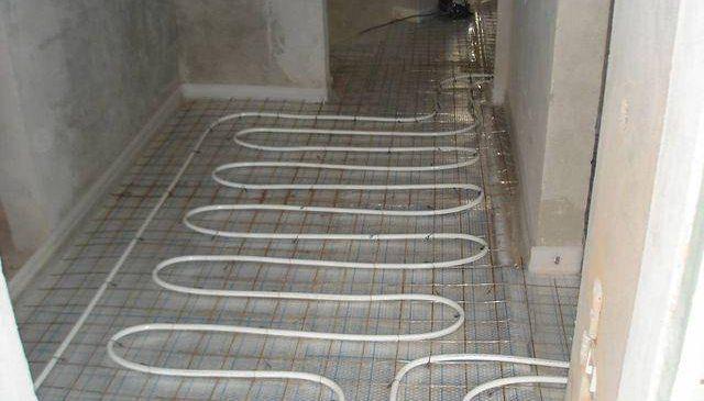 Система теплый пол: лучшее отопление для любого помещения