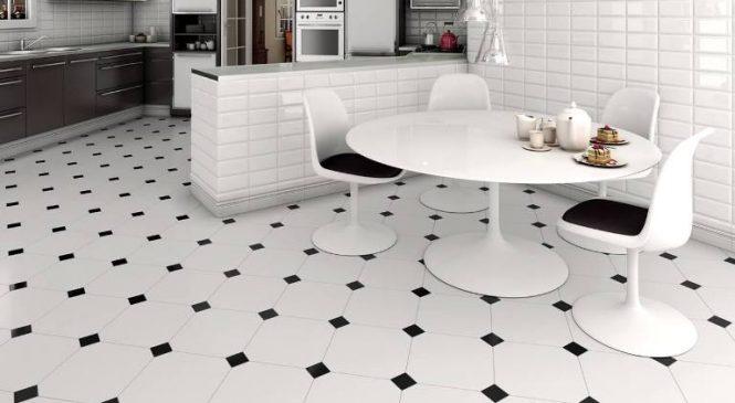 Преимущества плиточного покрытия кухни