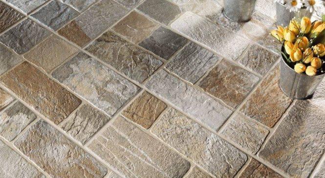 Керамогранитная плитка — уникальная замена природному камню