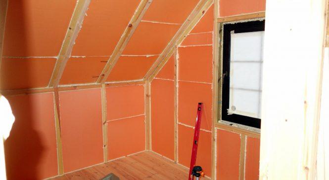 Строительный утеплитель Пеноплекс – оптимальное решение для теплоизоляции стен, кровли, полов