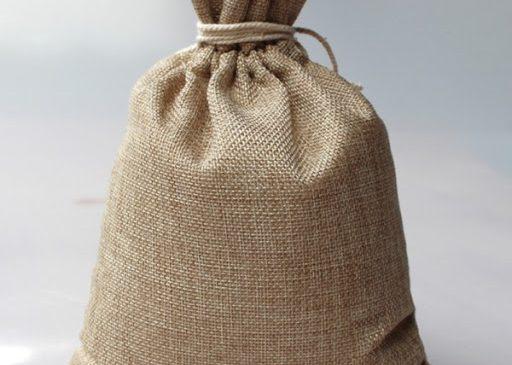 О джутовых мешках и сетках мешках для упаковки