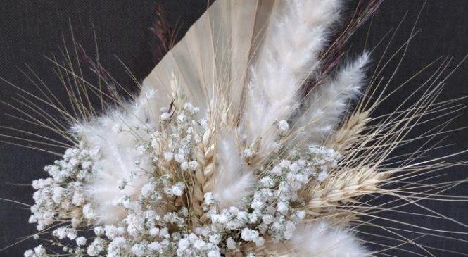 Живые цветочные украшения — подойдут не только для подарка