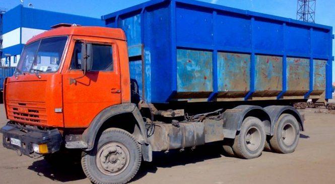 Куда можно выбрасывать строительный мусор?